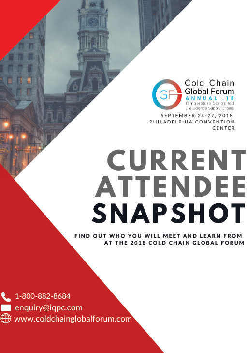 CCGF Current Attendee Snapshot