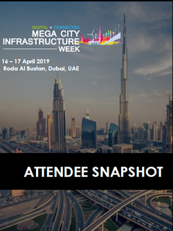 See Who Will Be Attending The Mega City Infrastructure Week
