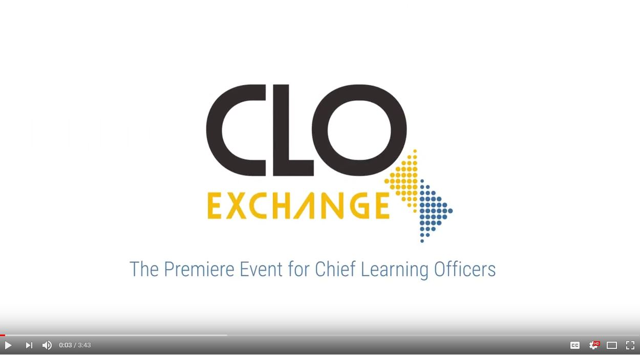 VIDEO: CLO Exchange - The Sponsor Experience