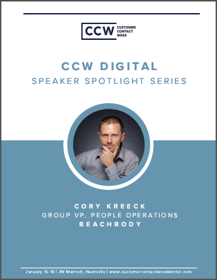 CCW Digital Spotlight Series-Cory Kreeck