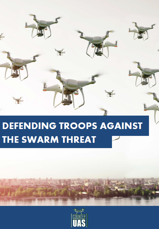 Defending troops against the swarm threat