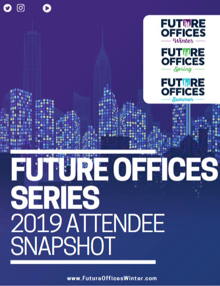 Future Offices Series - 2019 Attendee List