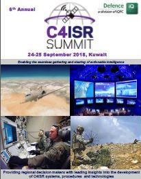 6th Annual C4ISR Middle East Summit - Agenda