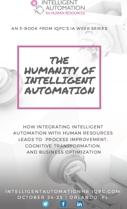 E-Book: The Humanity of Intelligent Automation