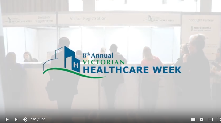 Victorian Healthcare Week - Day One Highlights Reel