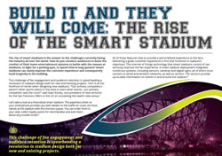 The Rise of the Smart Stadiums