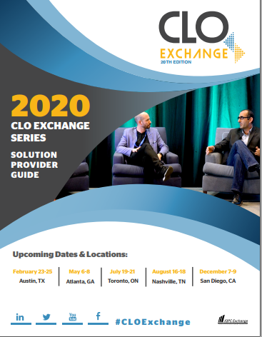 2020 CLO Exchange Series Solution Provider Guide