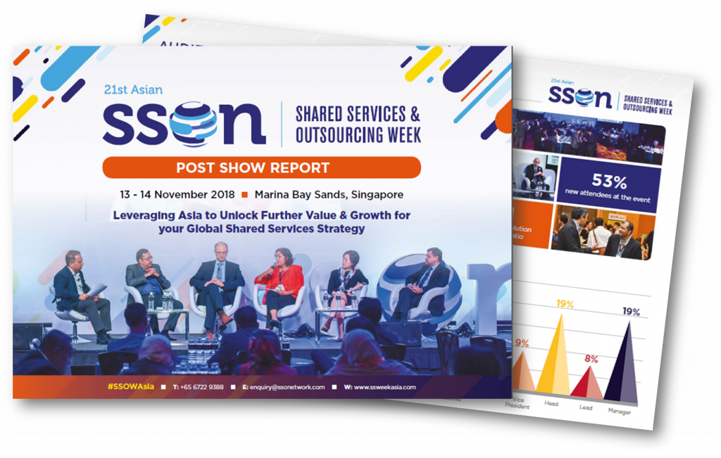 View Post-show Report - 21st Asian Shared Services & Outsourcing Week