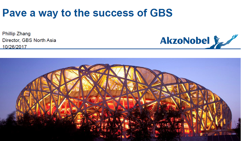 Pave a way to the success of GBS