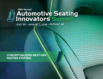 Automotive Seating Innovators Agenda