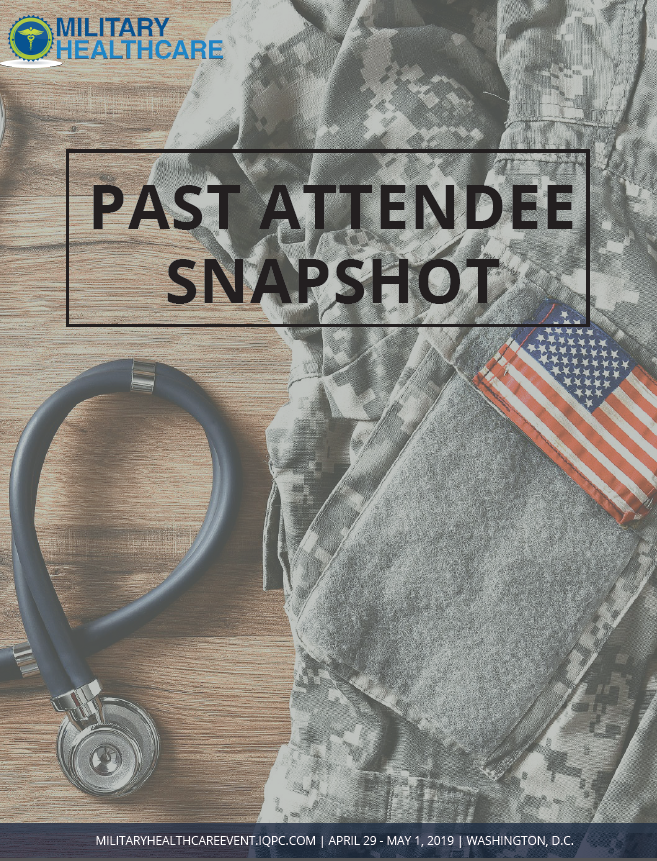 2019 Military Healthcare Past Attendee Snapshot