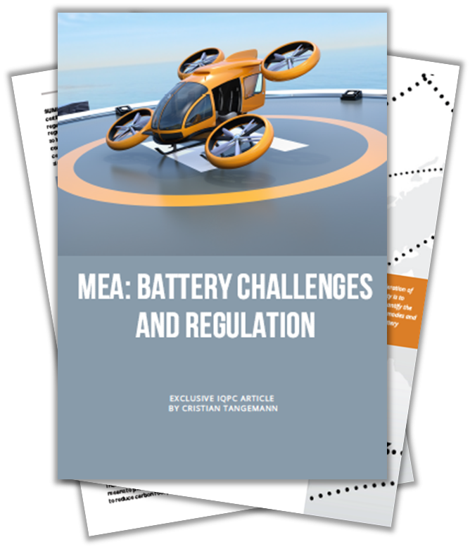 Article on how to overcome regulation challenges for aircraft