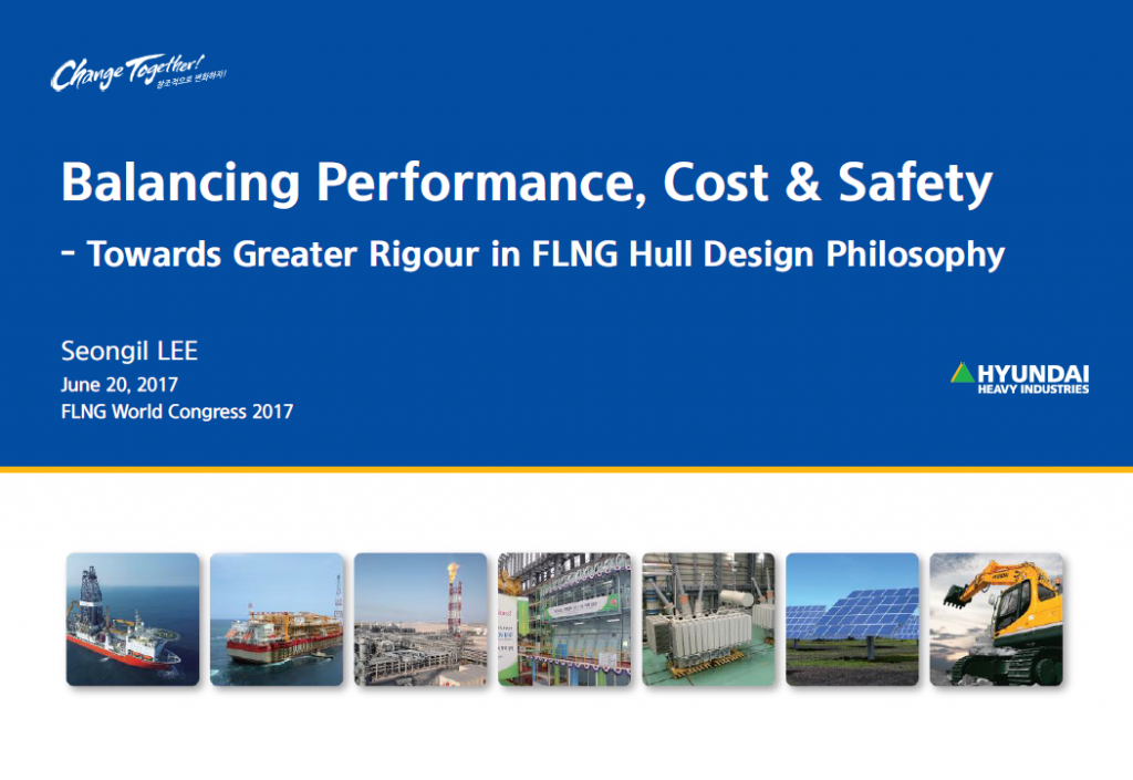 Past Speaker Presentation - Balancing Performance, Cost & Safety