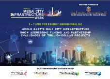 Mega City Infrastructure Week 2020: Sponsorship Packages Information Pack