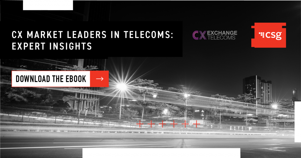 CX Market Leaders in Telecoms: Expert Insights