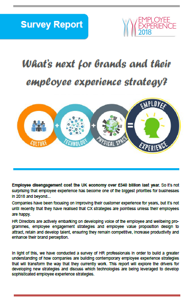 What's next for brands and their employee experience strategy?