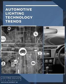 2020 Automotive Lighting Technology Trends