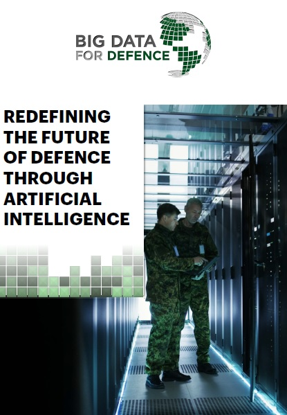 Redefining the future of defence through AI
