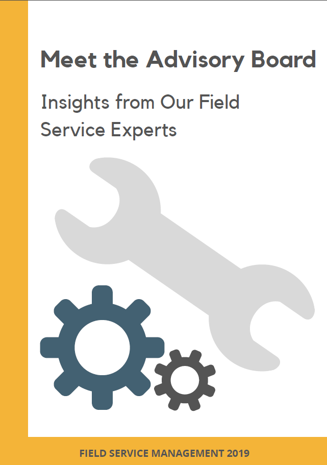 Meet the Advisory Board: Insights from Our Field Service Experts