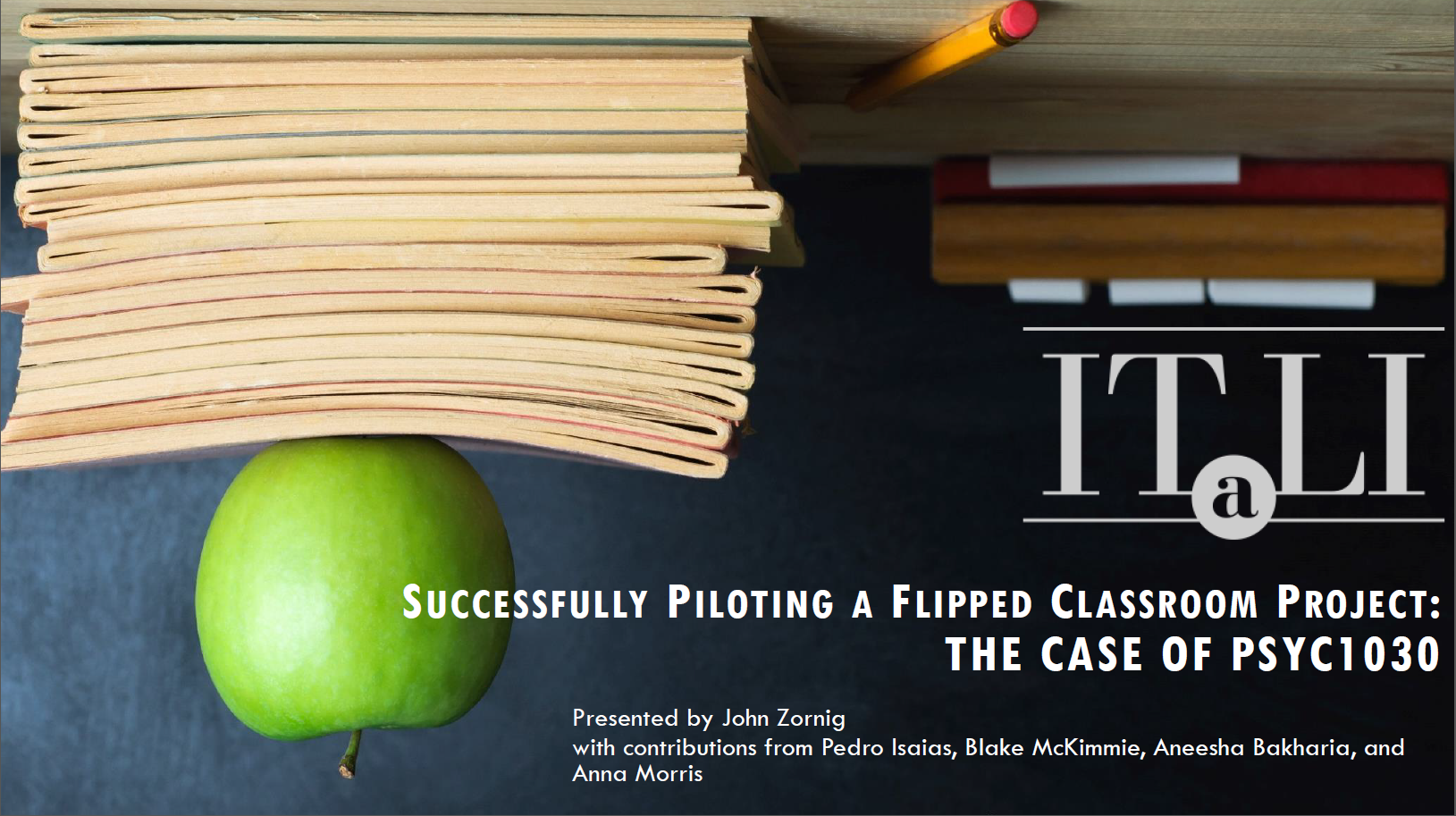 Successfully Piloting a Flipped Classroom Program