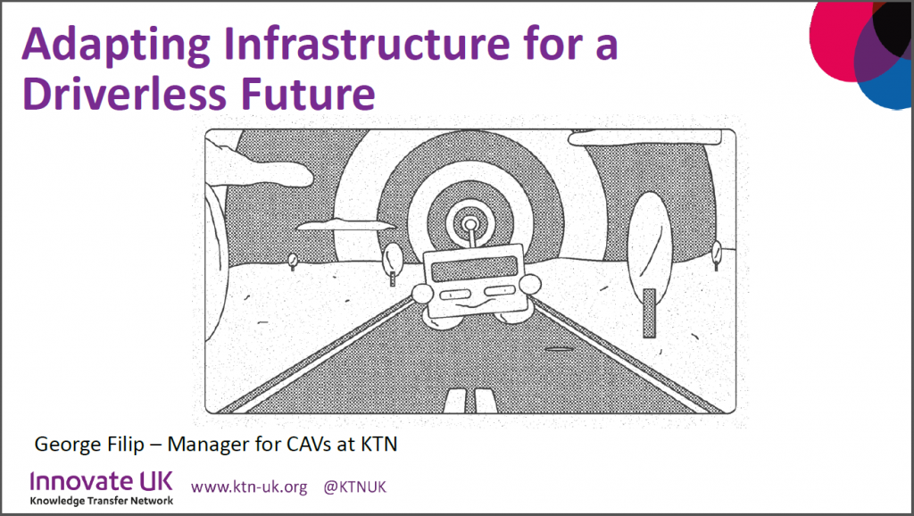 Read the Past Presentation - Adapting Infrastructure for a Driverless Future