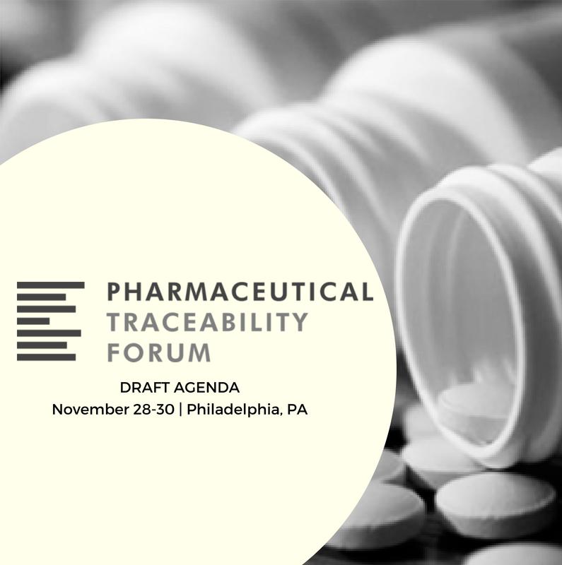 Pharmaceutical Traceability Preliminary Agenda