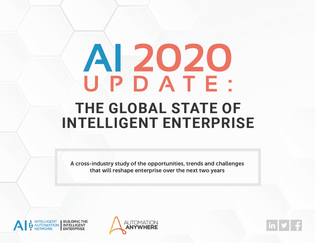 AI 2020 Update: The Global State of Intelligent Enterprise