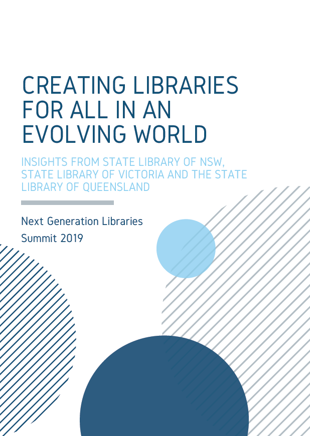 Creating Libraries for All in an Evolving World