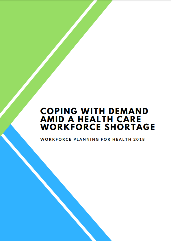Coping with Demand Amid a Health Care Workforce Shortage