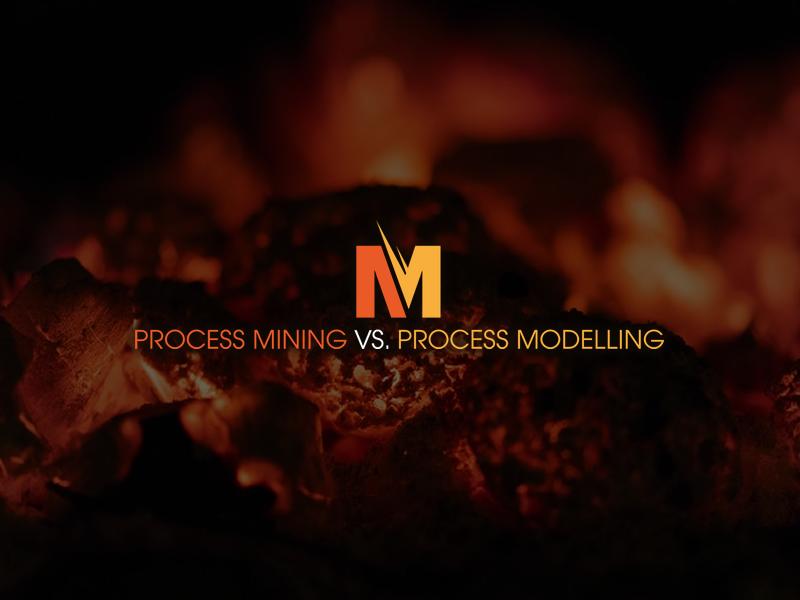 Process Mining vs Process Modelling
