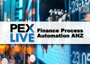 PEX Live: Finance Process Automation ANZ 2021