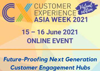 CX Asia Week 2021 - Virtual Edition