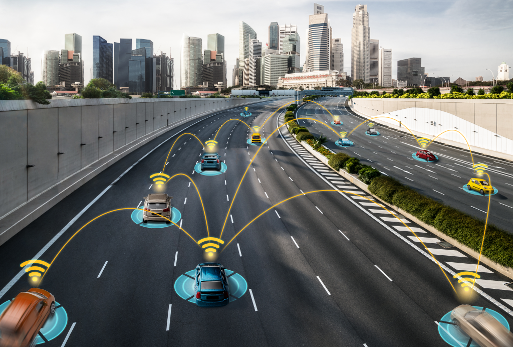 Future Mobility Interactive Series