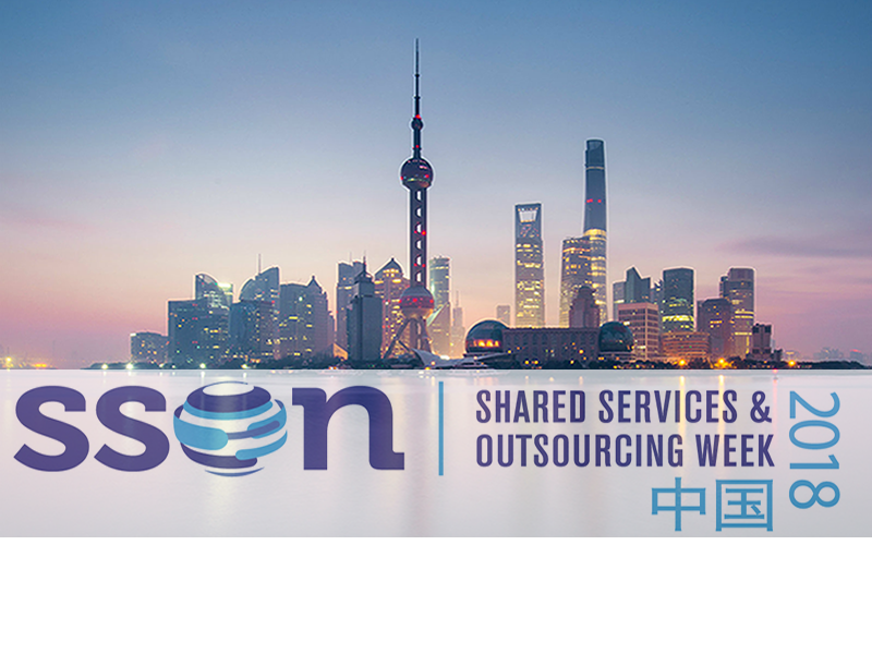Shared Services & Outsourcing China Week 2018