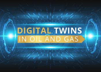石油和天然气的数字双胞胎