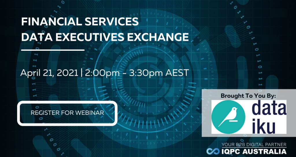Financial Services Data Executives Exchange