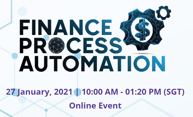 Finance Process Automation Asia