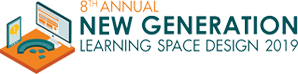 8th Annual New Generation Learning Space Design 2019