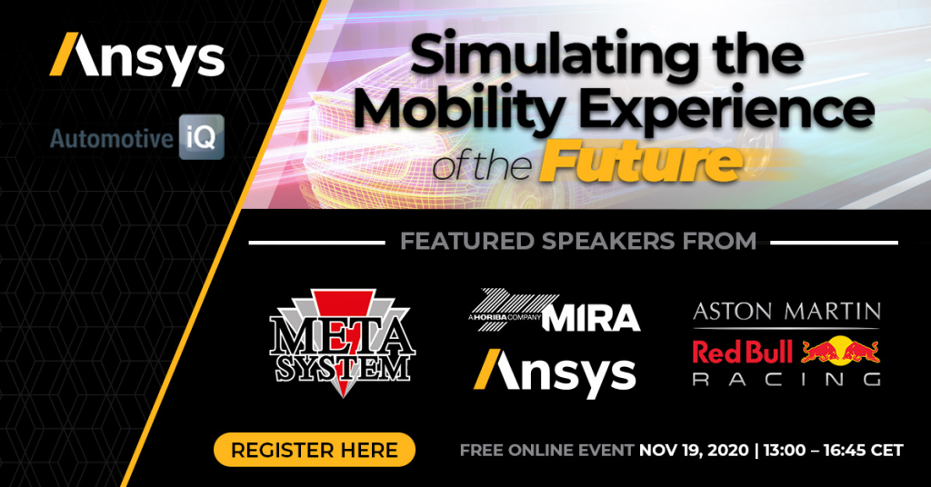 Simulating the Mobility Experience of the Future