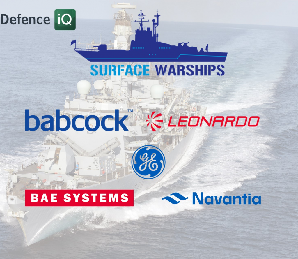 Surface Warships and Support Ships Online