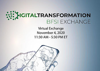 Digital Transformation BFSI Exchange