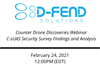 Counter-Drone Discoveries