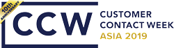 Customer Contact Week Asia 2019