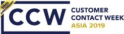 Customer Contact Week Asia 2019