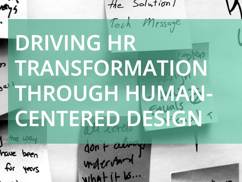 Design Thinking for HR