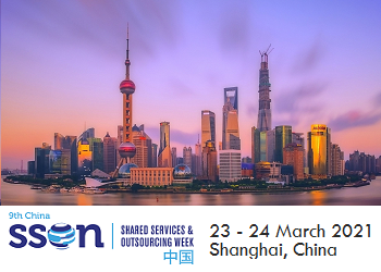 Shared Services & Outsourcing China Week 2021