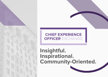 Chief Experience Officer Exchange July