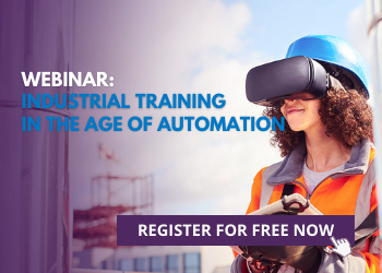 WEBINAR: Industrial Training in the Age of Automation