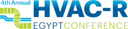 4th Annual HVAC-R Egypt Conference