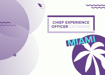 Chief Experience Officer Exchange Miami